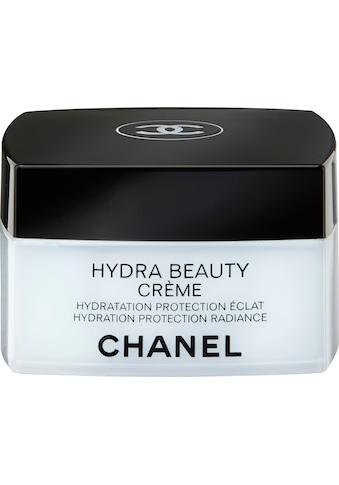CHANEL Feuchtigkeitscreme »Hydra Beauty Crème«, mit Karité-Butter und Canola-Derivat kaufen