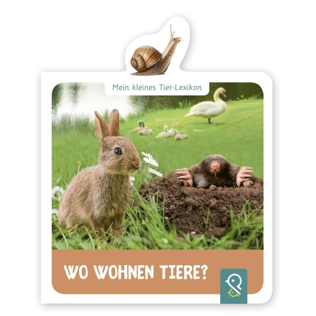 Buch »Wo wohnen Tiere? / Hannah Kastenhuber«