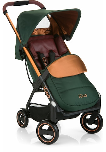 iCoo Kinder-Buggy »Acrobat Copper Green«, mit leichtem und stylischem Aluminiumgestell kaufen