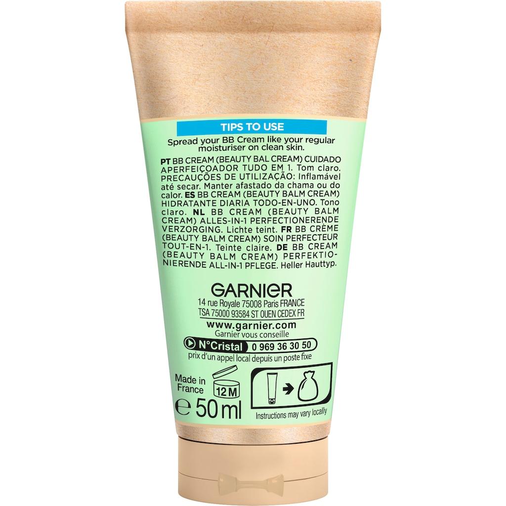 GARNIER BB-Creme »SkinActive BB Cream Ölfrei«