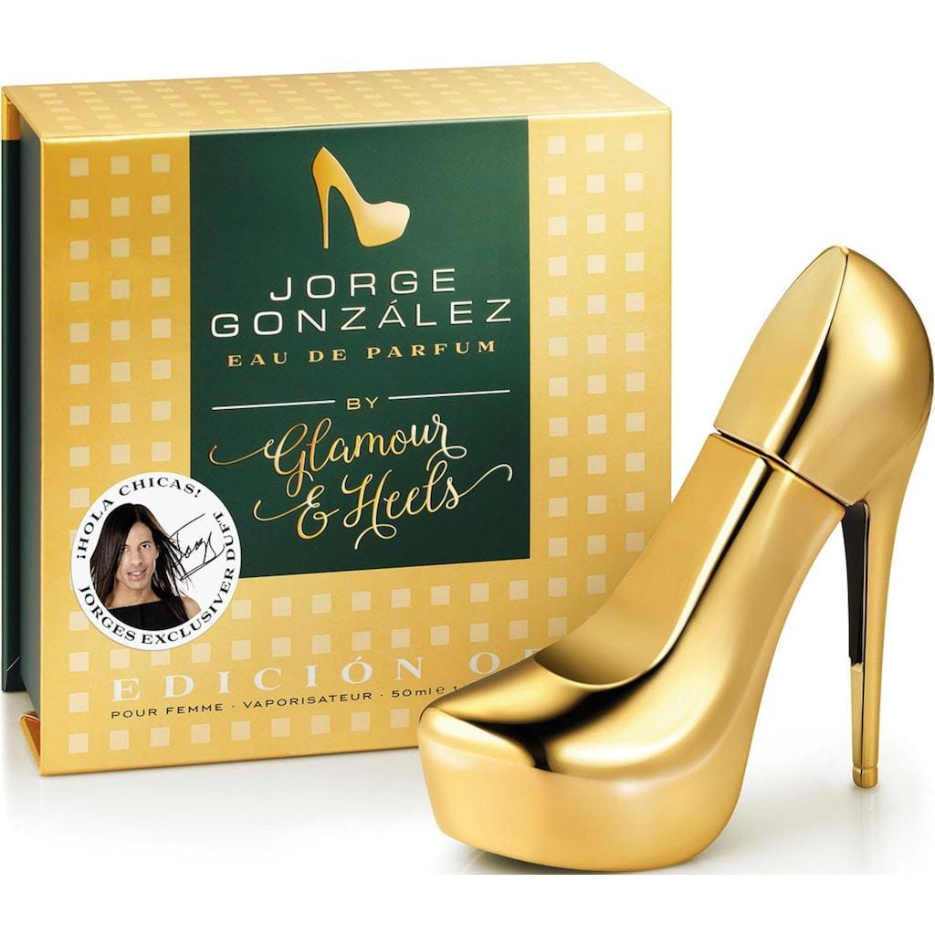 Glamour & Heels Eau de Parfum »Jorge González Edicion Oro«