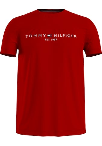 TOMMY HILFIGER T - Shirt »Tommy Logo Tee« kaufen