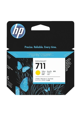 HP 3er-Pack Tintenpatronen HP 711 kaufen