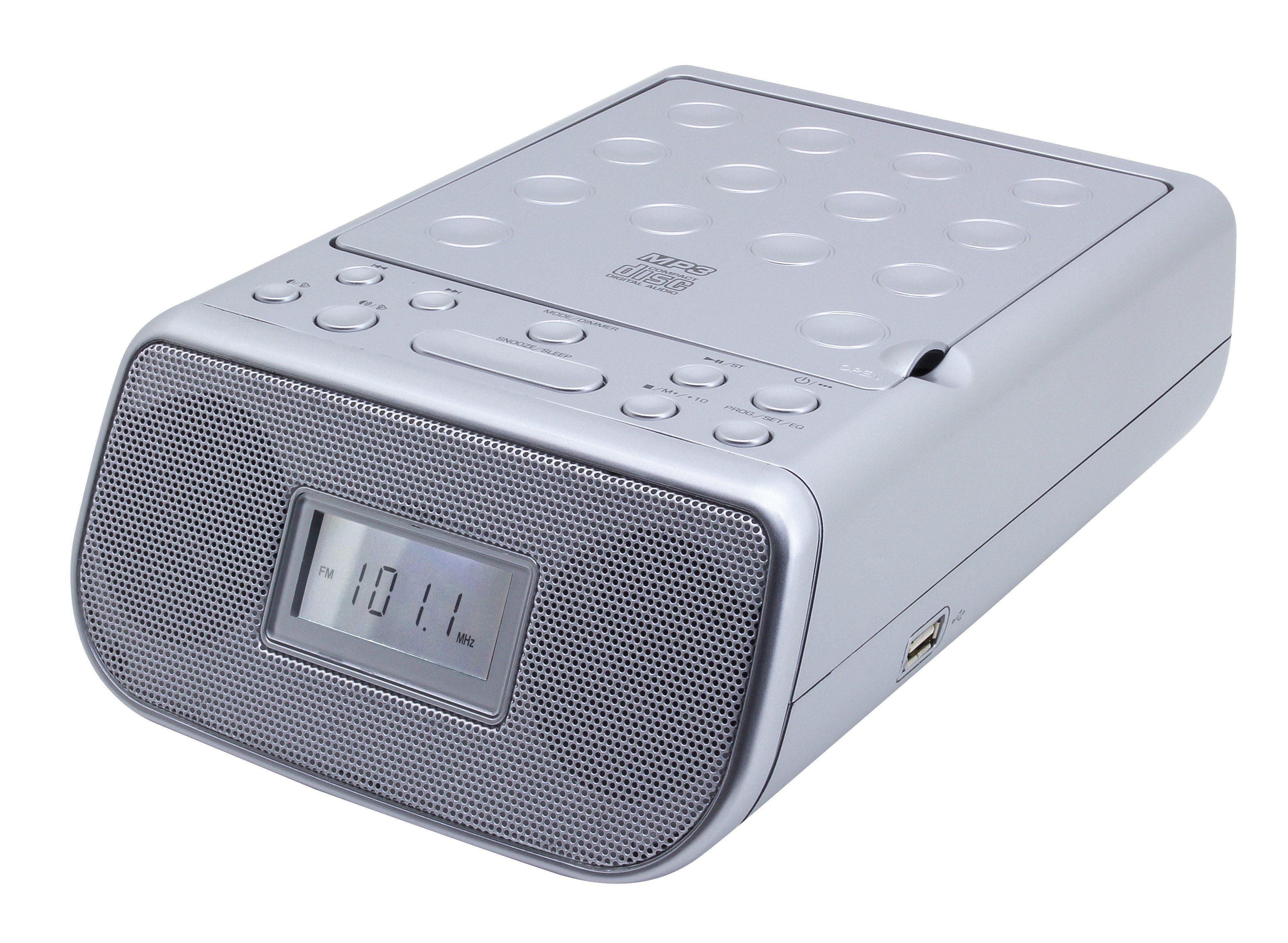 soundmaster cd radio urd860si auf rechnung kaufen. Black Bedroom Furniture Sets. Home Design Ideas
