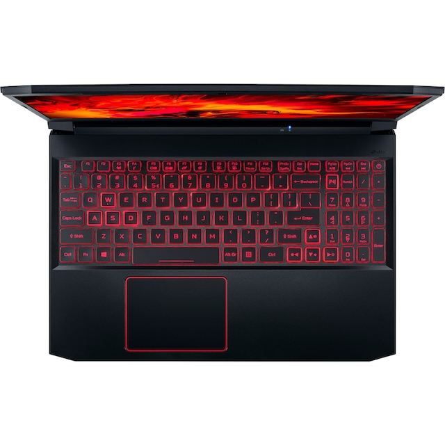 Acer Nitro 5 Notebook (43,94 cm / 17,3 Zoll, Intel,Core i5, - GB HDD, 512 GB SSD)
