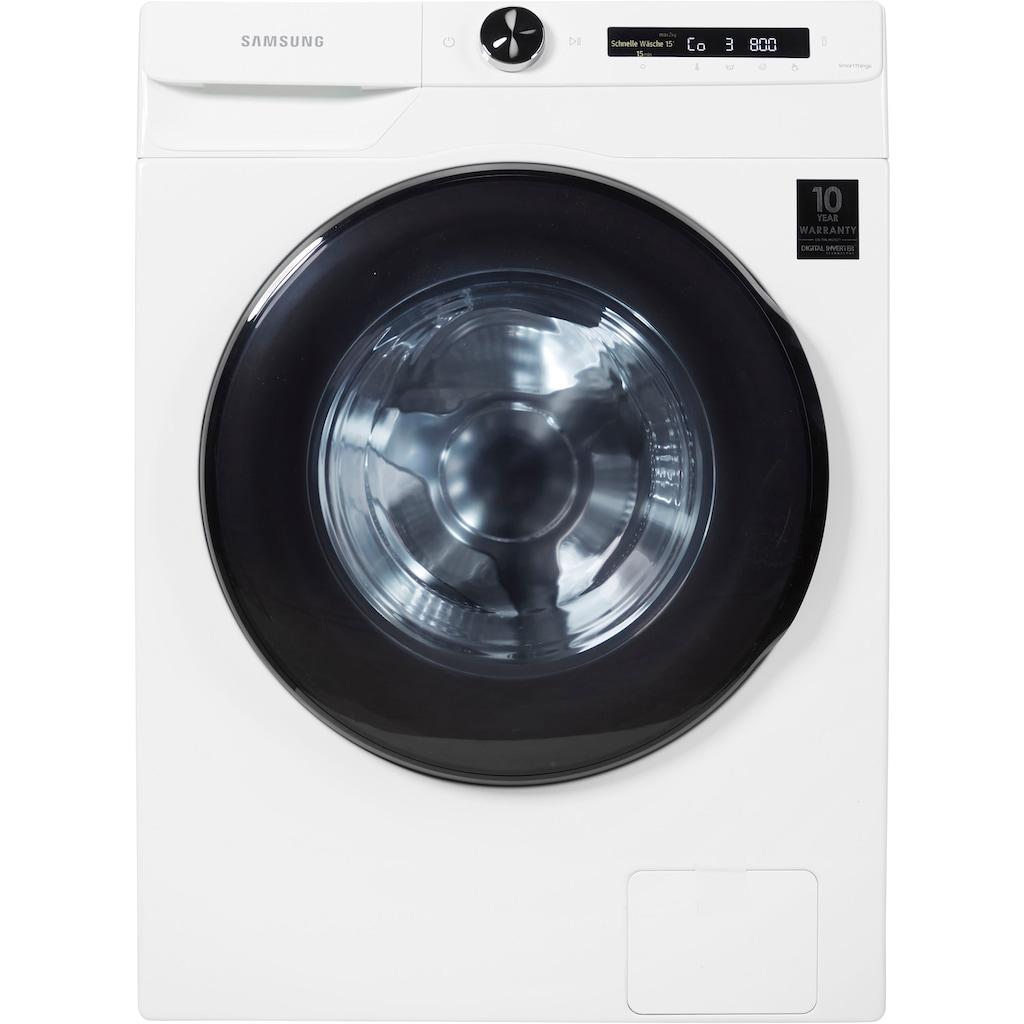Samsung Waschtrockner »WD90T534ABW/S2«, SchaumAktiv