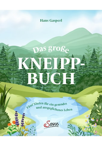 Buch »Das große Kneipp-Buch / Hans Gasperl, Georg Jillich, Regina Webersberger« kaufen