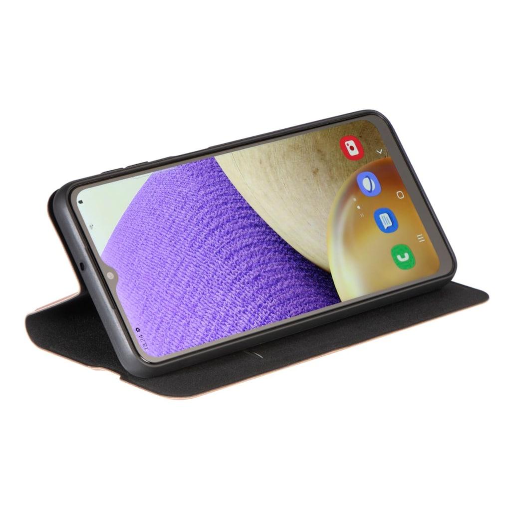 "Hama Smartphone-Hülle »Smartphone-Booklet ""Single2.0""«, für Samsung Galaxy A32 5G, Rosa"