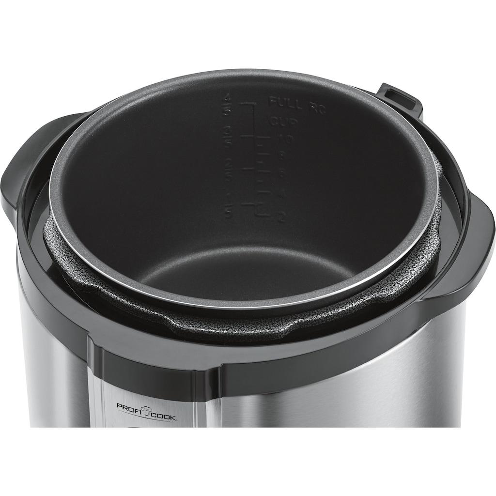 Dampfdruck-Kochtopf, Silva Schneider, »PC-DDK 1076«