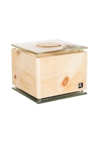 ZirbenLüfter® Luftreiniger »CUBE rondo glass gold 40m2« kaufen