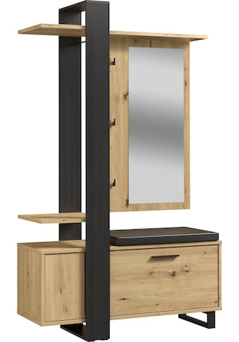 FORTE Garderoben-Set »Maracay«, (Set, 3 St.) kaufen