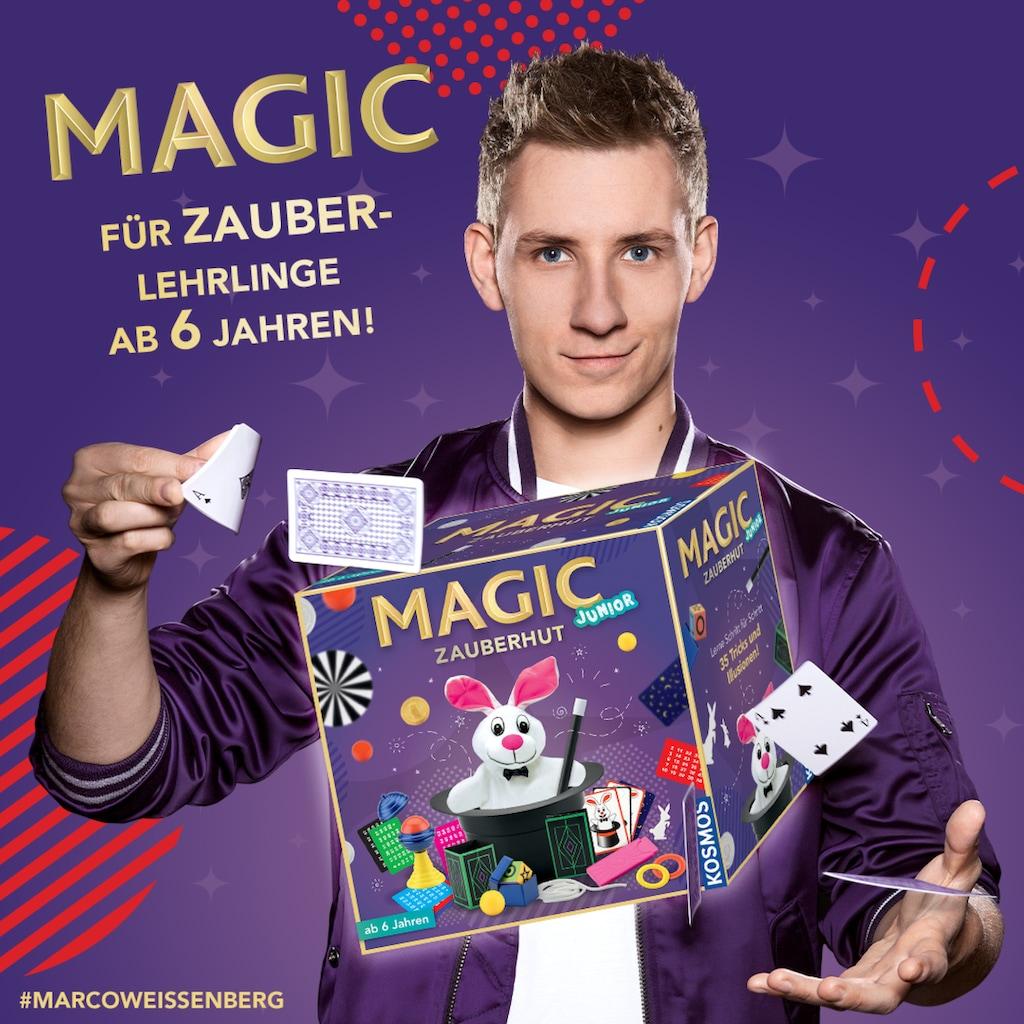 Kosmos Zauberkasten »Magic Zauberhut«