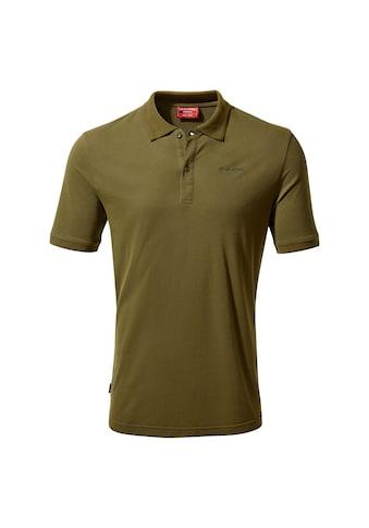 Craghoppers Poloshirt »Herren NosiLife Mani kurzärmlig« kaufen