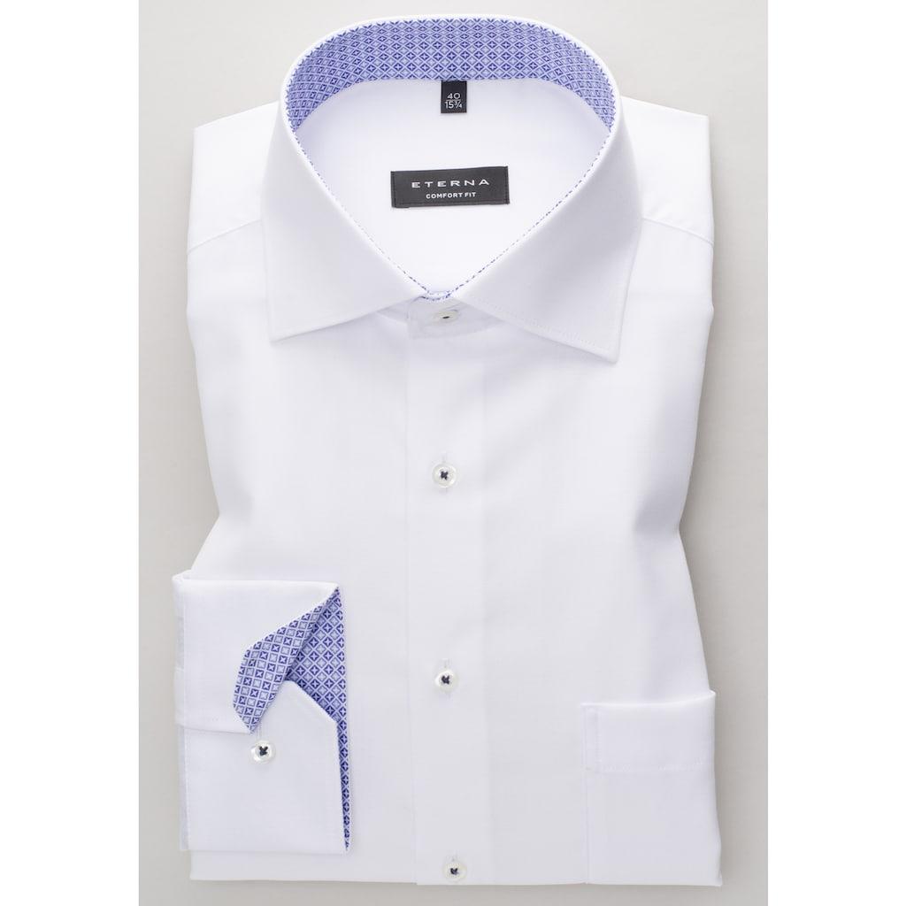 Eterna Businesshemd »COMFORT FIT«, Langarm