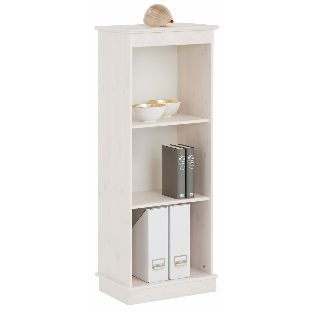 Home affaire Bücherregal »Indra«, in 5 verschiedenen Größen