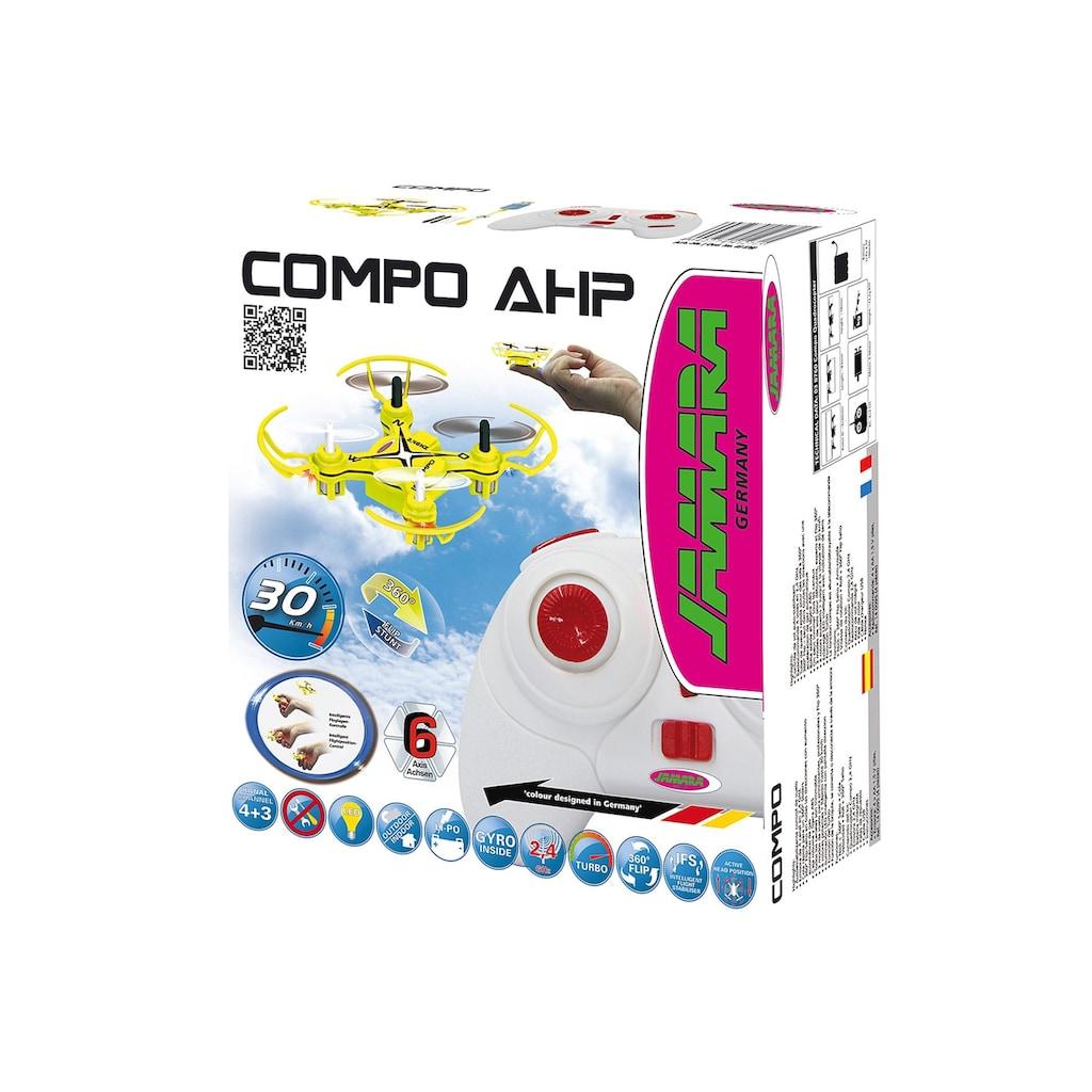 Jamara RC-Helikopter »Compo Quadrocopter mit Kompass«