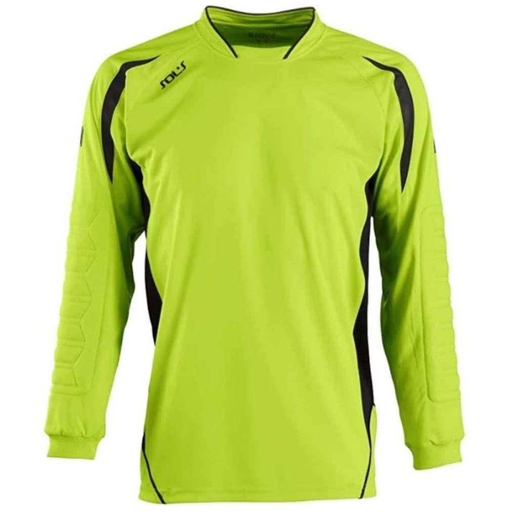SOLS Torwarttrikot »Herren Maracana Fußball-Trikot / Fußball-T-Shirt/ Torwart-Shirt, Langarm«
