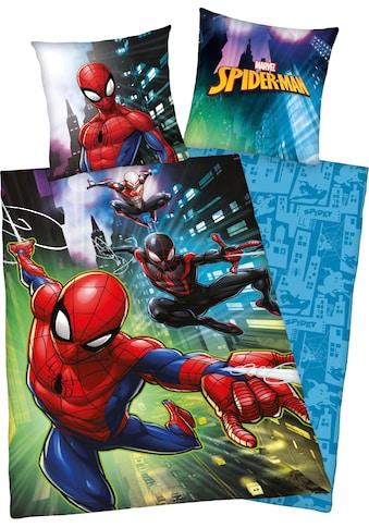 Kinderbettwäsche »Spiderman«, Marvel kaufen