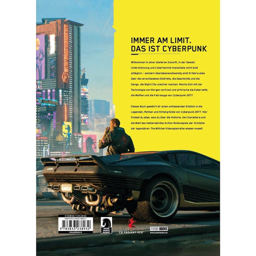 Buch »Die Welt von Cyberpunk 2077 / DIVERSE«