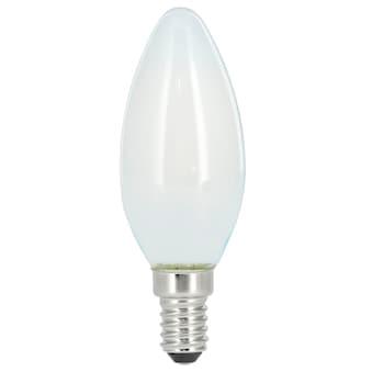 Xavax LED - Filament, E14, 470lm ersetzt 40W, Kerzenlampe, matt »LED - Lampe, Warmweiß, dimmbar« kaufen
