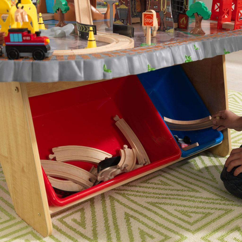 KidKraft® Spieltisch »Wasserfall Eisenbahntisch & Spielset«