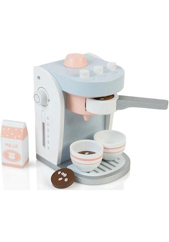 """MUSTERKIND® Kinder - Kaffeemaschine """"Olea, weiß/graublau"""" kaufen"""