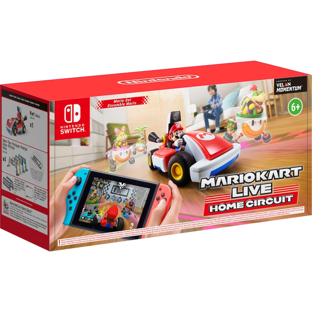 Mario Kart Live: Home Circuit - Mario Nintendo Switch