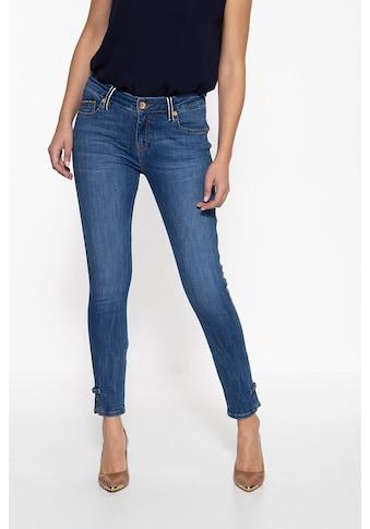 ATT Jeans 5-Pocket-Jeans »Leoni«, mit Schlitzen an den Beinabschlüssen kaufen