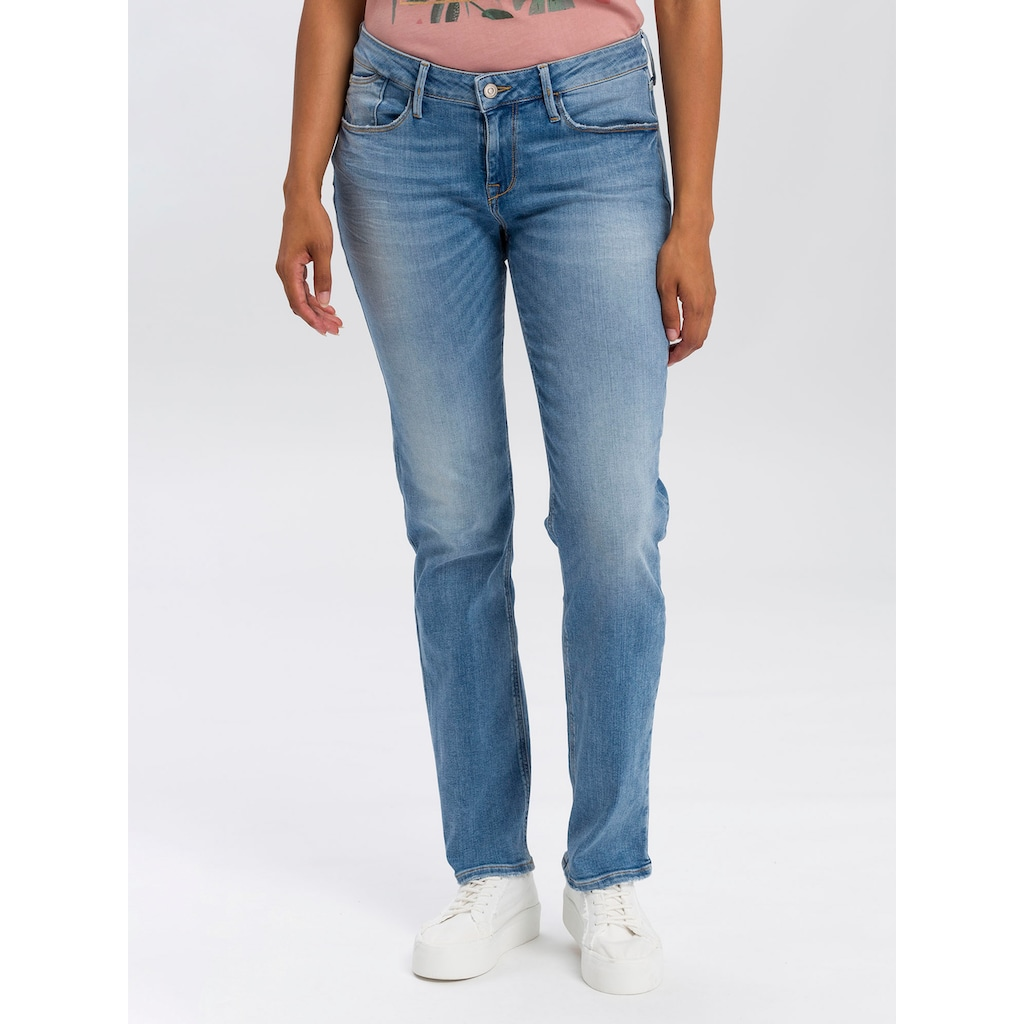 Cross Jeans® High-waist-Jeans »Rose«, Regular Fit Jeans mit hoher Taille