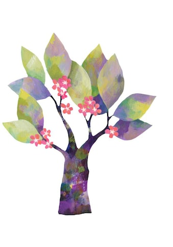 Wall-Art Wandtattoo »Märchenhaft Blumenbaum« kaufen