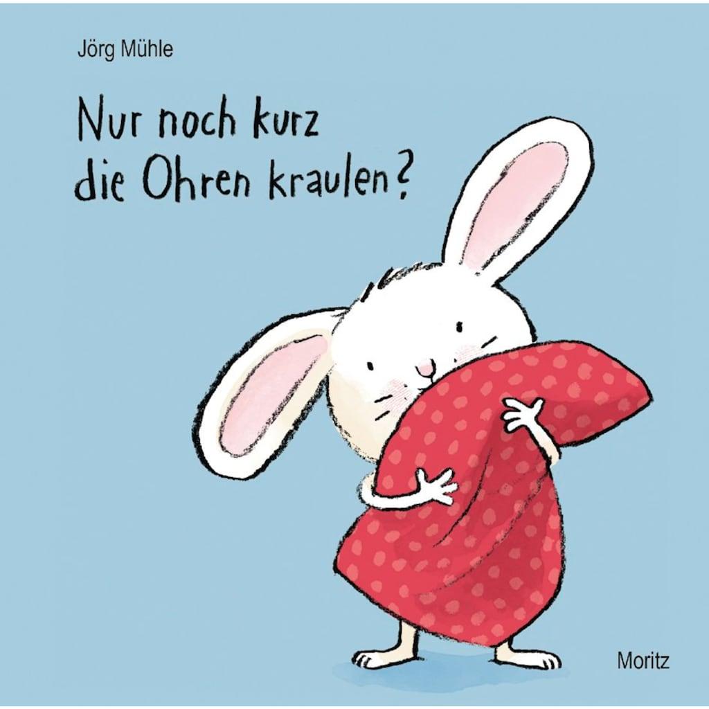 Buch »Nur noch kurz die Ohren kraulen? / Jörg Mühle, Jörg Mühle«