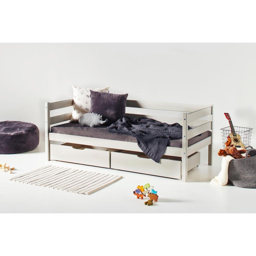 Hoppekids Einzelbett »IDA-MARIE«, (Set), inklusive Matratze
