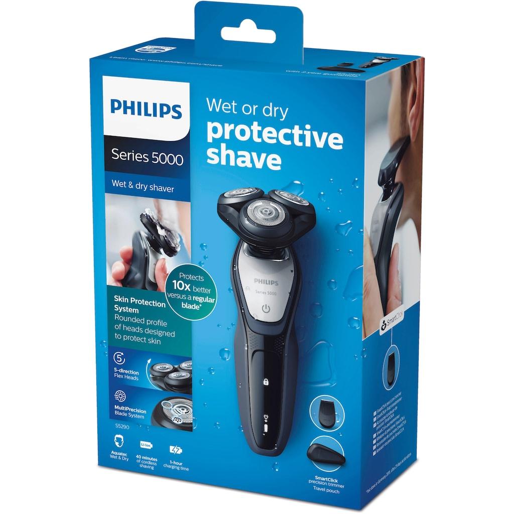Philips, Elektrorasierer Series 5000 S5290/12, Anzahl Aufsätze: 1