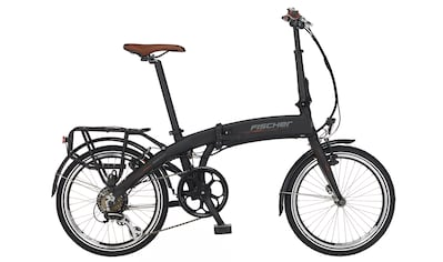 FISCHER Fahrräder E-Bike »Faltrad FR18«, 7 Gang, Shimano, ACERA SGS, Heckmotor 250 W kaufen