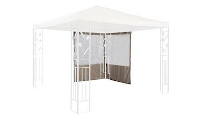 Seitenteile für Pavillon 2 Stk., für Pavillon »Modern« und »Tulip« 300x300 cm kaufen