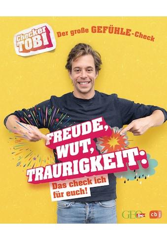 Buch »Checker Tobi - Der große Gefühle-Check: Freude, Wut, Traurigkeit - Das check ich... kaufen