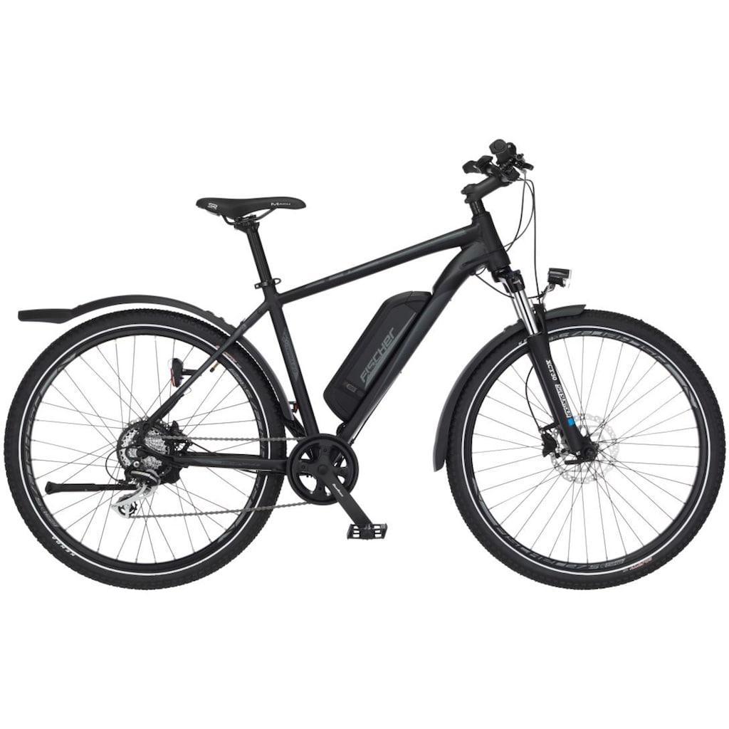 FISCHER Fahrräder E-Bike »TERRA 2.0 - 557«, 8 Gang, Shimano, Acera, Heckmotor 250 W