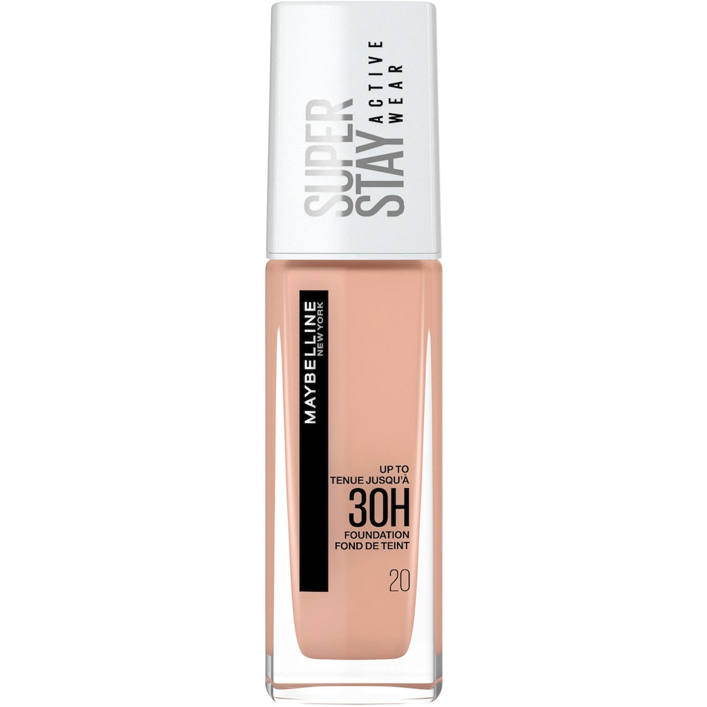 MAYBELLINE NEW YORK Foundation »Super Stay Active Wear«