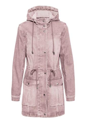 Ambria Jacke in modisch langer Form! kaufen