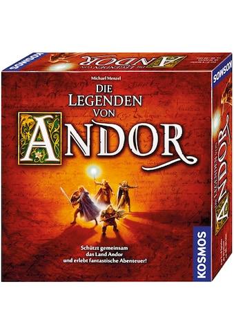 Kosmos Spiel »Die Legenden von Andor«, Made in Germany kaufen