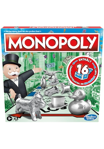 Hasbro Spiel »Monopoly Classic«, Made in Europe kaufen
