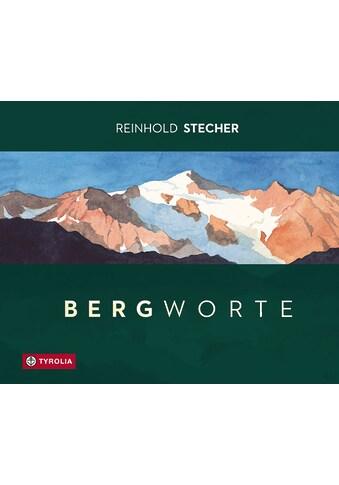 Buch »Bergworte / Reinhold Stecher« kaufen