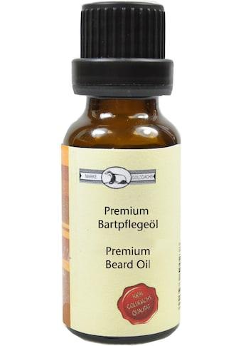 "Golddachs Bartöl ""Premium Bartpflegeöl"" kaufen"