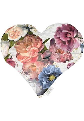 APELT Dekokissen »1108«, Herzform kaufen