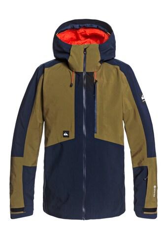 Quiksilver Snowboardjacke »Forever 2L GORE-TEX®« kaufen