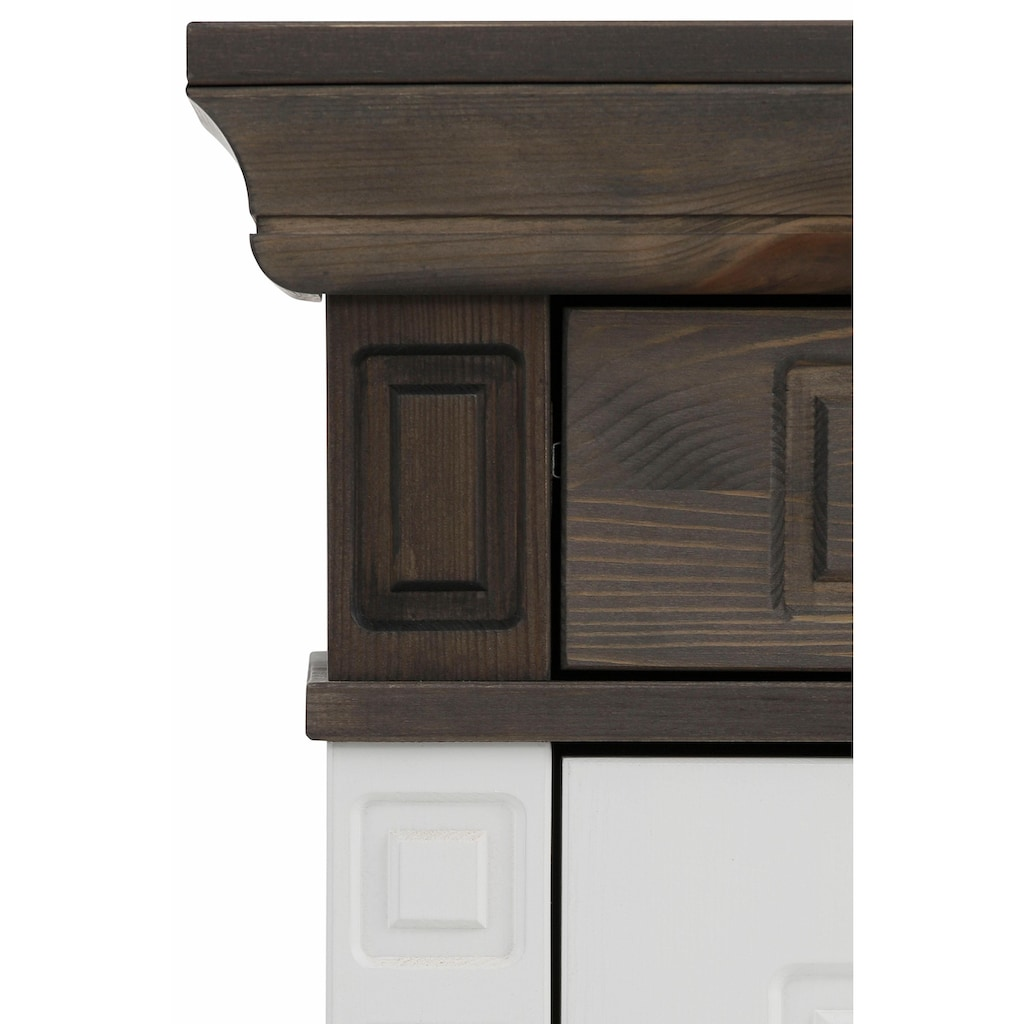 Home affaire TV-Board »Vinales«, Breite 158 cm, mit 3 Schubladen