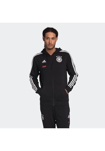 adidas Performance Kapuzensweatjacke »DFB FULL ZIP HOODY« kaufen