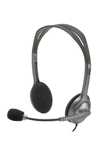 Logitech H110 Stereo Headset - EMEA kaufen