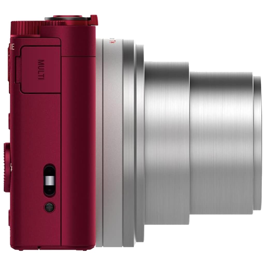 Sony Superzoom-Kamera »Cyber-Shot DSC-WX500«, 18,2 MP, 30x opt. Zoom, WLAN (Wi-Fi)-NFC, 30 fach optischer Zoom
