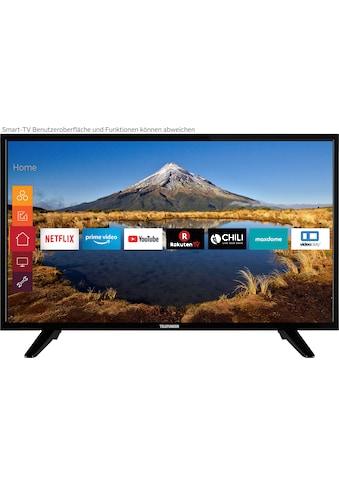 "Telefunken LED-Fernseher »D39H500M1CW«, 98 cm/39 "", HD-ready, Smart-TV kaufen"